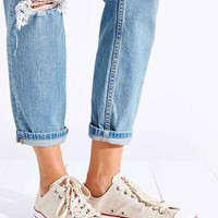 Converse Chuck Taylor All Star Washed Low-Top Sneaker - Ivory