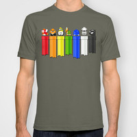 Drainbow T-shirt by Christopher | Society6
