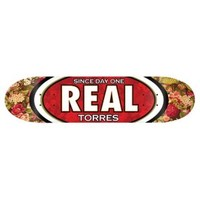 Real Flower Oval Deck at CCS