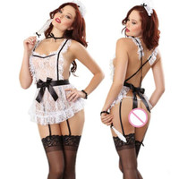 Novetly Women Halloween Costumes Dress/Bowknot French Maid Costumes/Princess Women Clothing Cosplay Dress