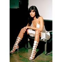 Roselyn Sanchez Poster Legs And Heels 24x36