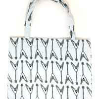 Guitar Patterned Tote Bag, Electric Guitar Zipper Tote, Classic Rock Themed Accessories, Guitar Bag, Guitar Accessories, Gift for Musician