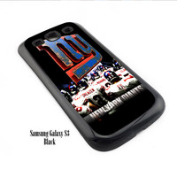 New York Giants for Samsung Galaxy S3, Galaxy S4, Galaxy S5 Case