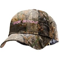 Cabela's: Under Armour® Women's Camo Fresh Powder Adjustable Cap