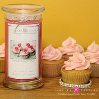 Cupcake Frosting Jewelry Candles