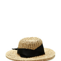 Hippie Straw Hat