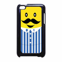 Bananas iPhone Banana Mustache iPod Touch 4th Generation Case