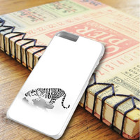White Tiger Drink Water iPhone 6 Plus   iPhone 6S Plus Case