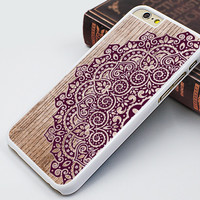 lace flower iphone 6 case,flower screen iphone 6 plus case,flowet totem iphone 5s case,cool flower iphone 5c case,art flower iphone 5 case,personalized iphone 4s case,wood flower printing iphone 4 case