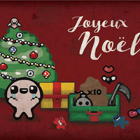Binding of Isaac - Joyeux Noel