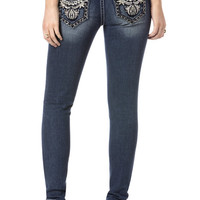Rock & Rose Mid-Rise Skinny Jeans