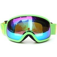NEW Winter Snow Sports Snowboard Goggles UV Protection Anti-fog Ski Goggles Snowmobile Skiing Skating Mask