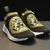 One-nice™ Adidas NMD x VERSACE Fashion Sneakers Sport Shoes