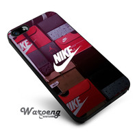 Nike colorfull iPhone 4s iphone 5 iphone 5s iphone 6 case, Samsung s3 samsung s4 samsung s5 note 3 note 4 case, iPod 4 5 Case