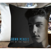 Shawn Mendes Life Of The Party - Housewares , Home Decor , Pillow Case One Side / Two Sides Design