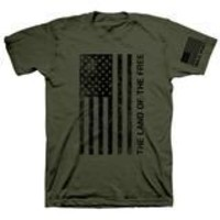 Freedom Flag - KA - Adult T-Shirt