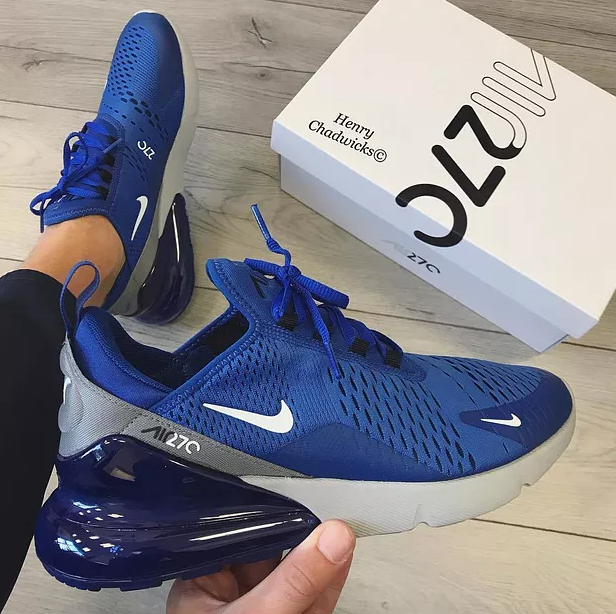 Image of Boys & Men Nike Air Max 270 Men And Women The Air Cushion Shoes