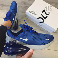 Boys & Men Nike Air Max 270 Men And Women The Air Cushion Shoes