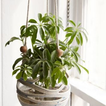 Assembly Home Coil Hanging Planter
