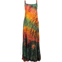 Sunset Long Dress on Sale for $34.95 at The Hippie Shop
