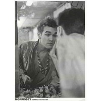 The Smiths Morrissey Norwich 1984 Poster 24x33