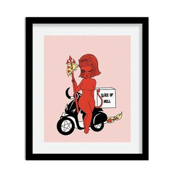 Slice Of Hell Limited Edition Print