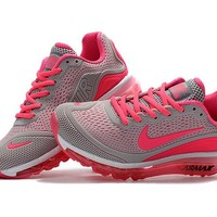 Nike Air Max 2017.5 KUP Pink Women Running Shoes