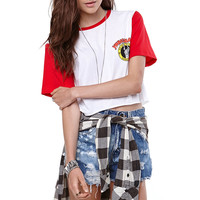 Vanguard Young Bloods Cropped Tee at PacSun.com