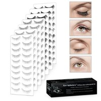 Eye Splashes 70 Pairs Eye Lashes Bundle - 7 Styles:Amazon:Health & Personal Care