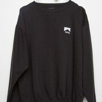 NANCY DARLING EMBROIDERY SWEATSHIRT