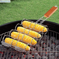 Sweettreats BARBECUE CORN GRILL BASKET