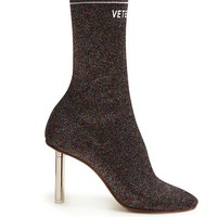 Lighter-heel sock ankle boots | Vetements | MATCHESFASHION.COM US