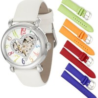 Stuhrling Original Women's 109SW2.1115C2 Amour Aphrodite Cupid Watch with Interchangeable Bands