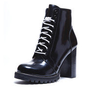 JEFFREY CAMPBELL | Legion Combat Boot - Black