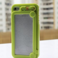 Hoter? Creative Drawing Board Iphone 4/4S Case Protective Cover - Green