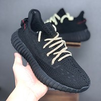 "adidas Yeezy Boost 350 V2 Black ""Non-Reflective"" - Best Deal Online"