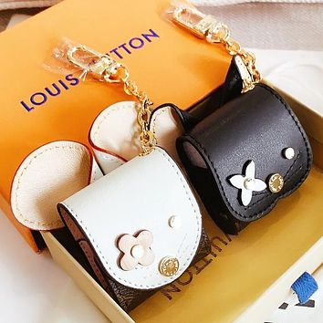 LV Louis Vuitton & Mickey Mouse New fashion monogram print leather wallet purse handbag