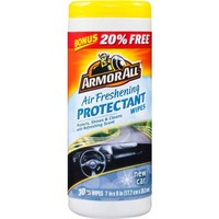 Armor All New Car Protectant Wipes, 30-Count - Walmart.com