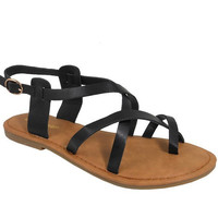 Adorable Strappy Summer Sandal