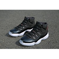 Air Jordan 11 Retro 72-10 AJ11 Sneakers