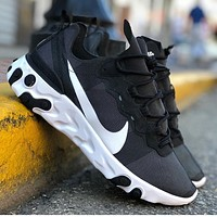 Nike Sneakers Sport Shoes Air Elements Oreo