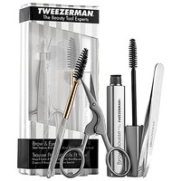 Tweezerman Brow & Eye Kit