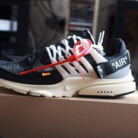 Nike X Off white Presto UK11