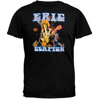 Eric Clapton - Psychedelic Space T-Shirt