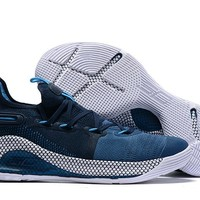 Under Armour Curry 6 - Laker Blue
