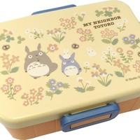 Totoro Flowers Bento Box 650ml