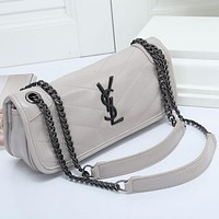 Women Fashion Simple Handbag Shoulder Bag