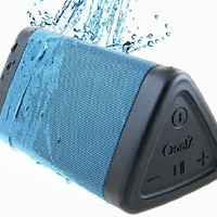 [New] OontZ Angle 3 Bluetooth Portable Speaker : Louder Volume with 10W+ Power, More Bass, Weatherproof IPX5 Wireless Shower Speaker (Black), by Cambridge SoundWorks