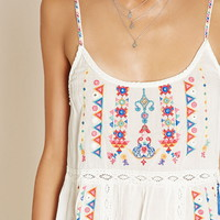Z and L Europe Cami Mini Dress | Forever 21 - 2000171749