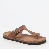O'Neill Dweller Faux Leather Sandals at PacSun.com
